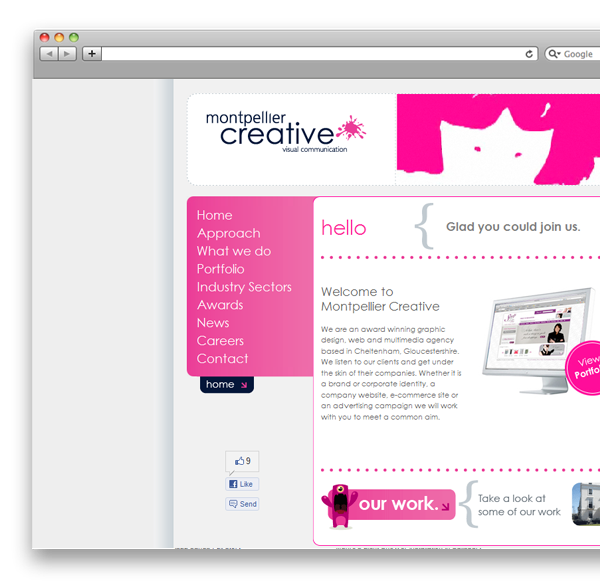 Case Studies » Creative Agencies » Home