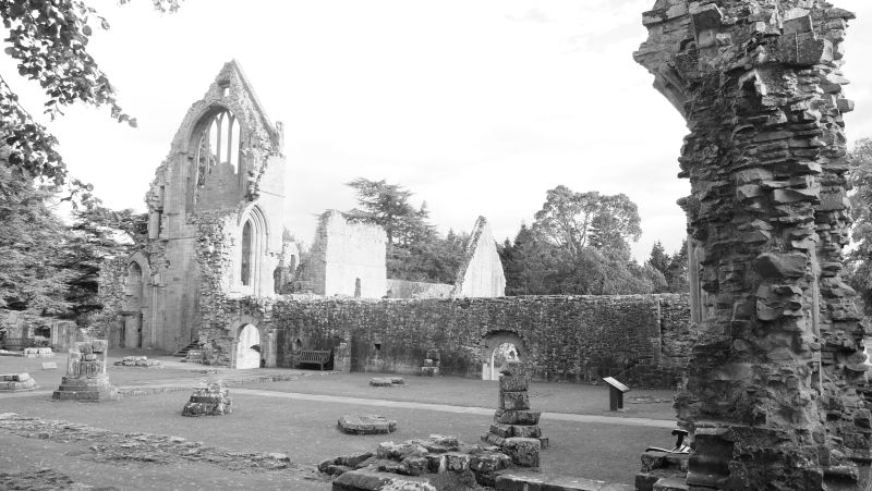 Dryburgh Abbey.. a few pictures from my travels last week.. Culture.