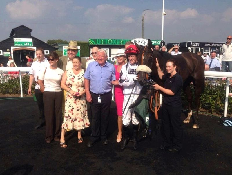 Happy owners.. The Oscar Partership