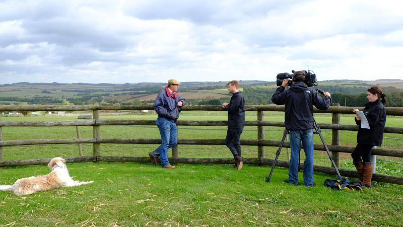 Yesterday interview with Tom Stanley and Racing UK