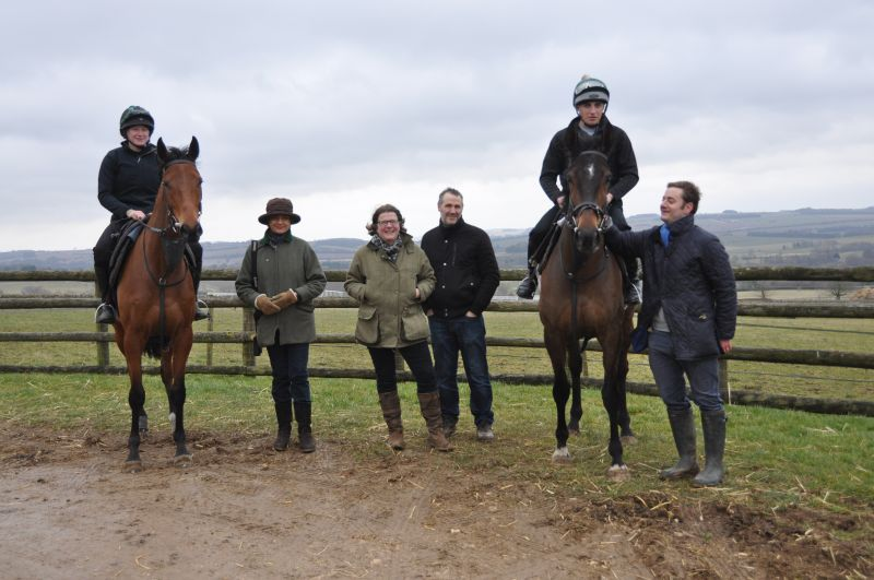 King Simba, Rosie, Suzanne, Tim Allez Encore and Henry two weeks ago