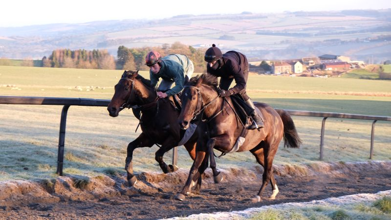 Harry Topper and Knocklayde Express