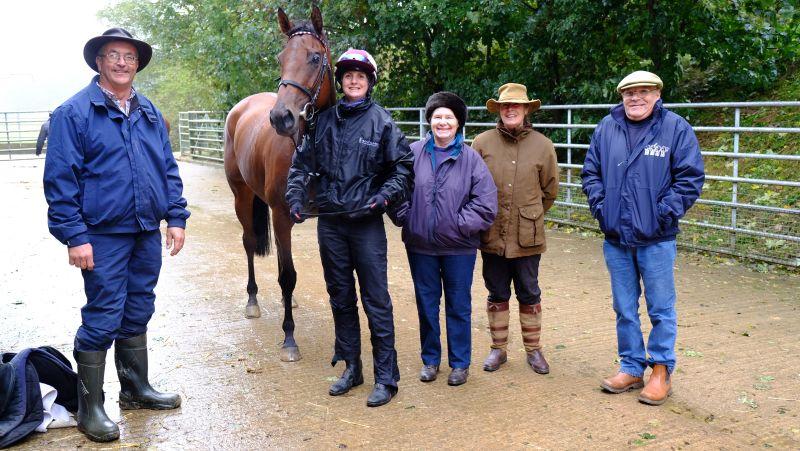 David, Leigh, Silvia, Irene and Richard