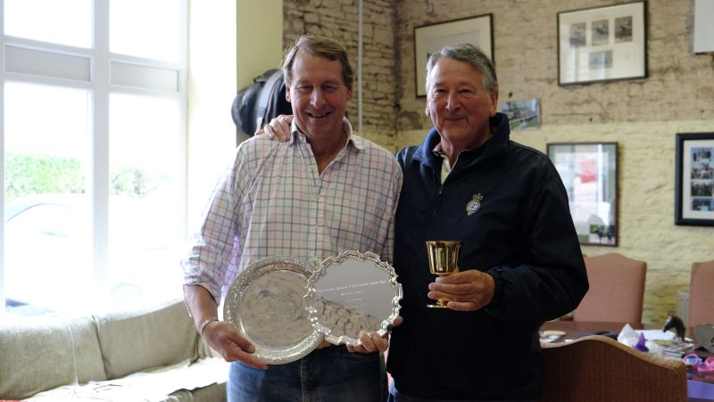 Alderbook's Darna's and Master Oats trophies having been engraved by Ian Dimmer.. not by Ian I am sure!