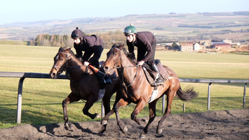 Allez Encore and Faerie Reel working