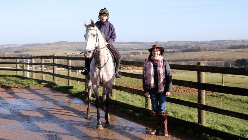 Knockanrawley and Karen Masters