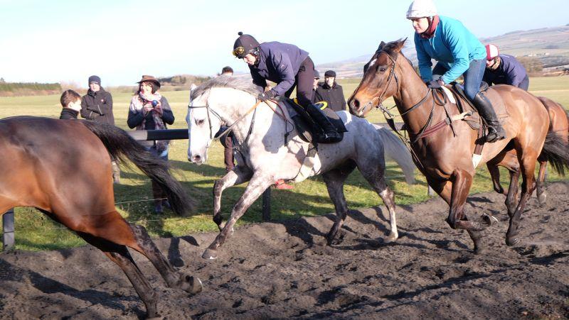 Knockanrawley leading Mor Brook
