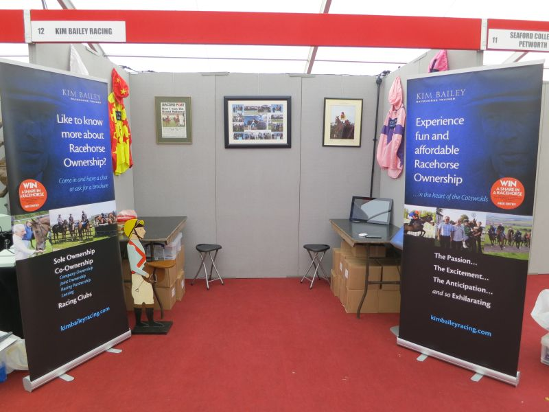 This is what our stand will look like.. It will be smarter today and tomorrow.. Please come and say hello