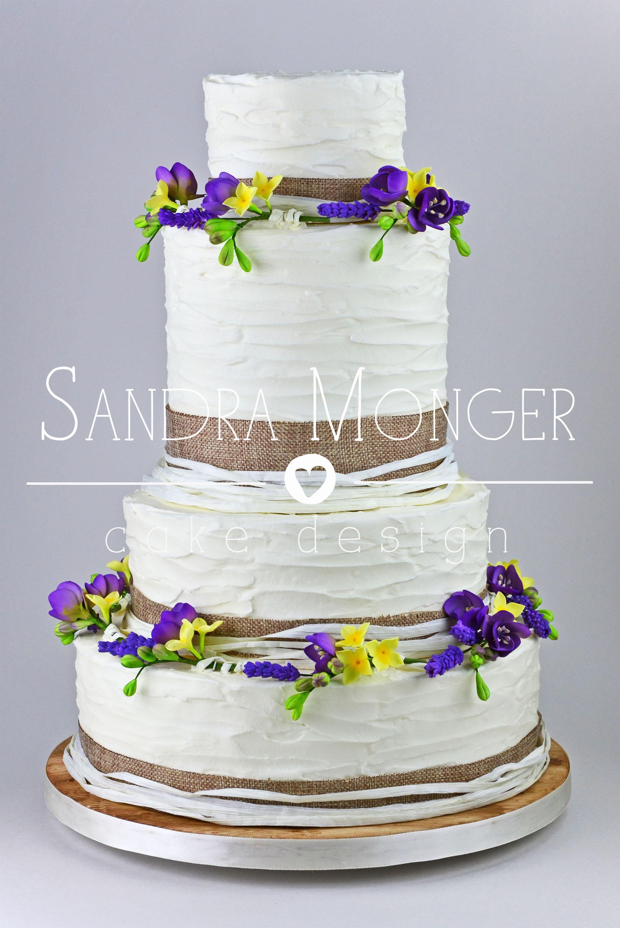Wedding Cake Trends 2015