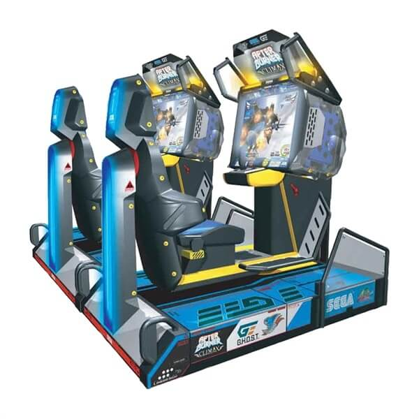 Sega Afterburner Twin Arcade Game