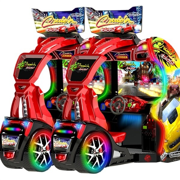 Cruis'n Blast Twin Arcade Game