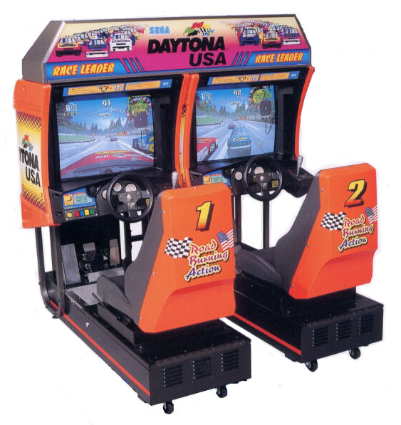 Video Arcade Game Datona USA 2