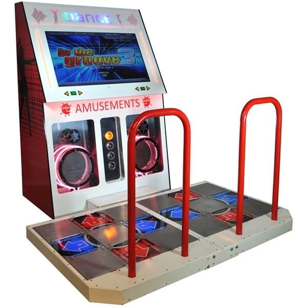 Konami Dance Stage Into the Groove 3 Arcade Game