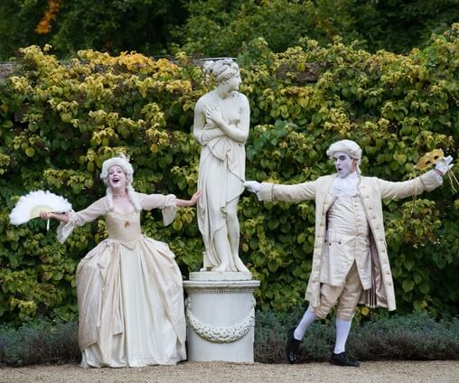 Lord & Lady of the Manor British Themed Comedy Entertainment