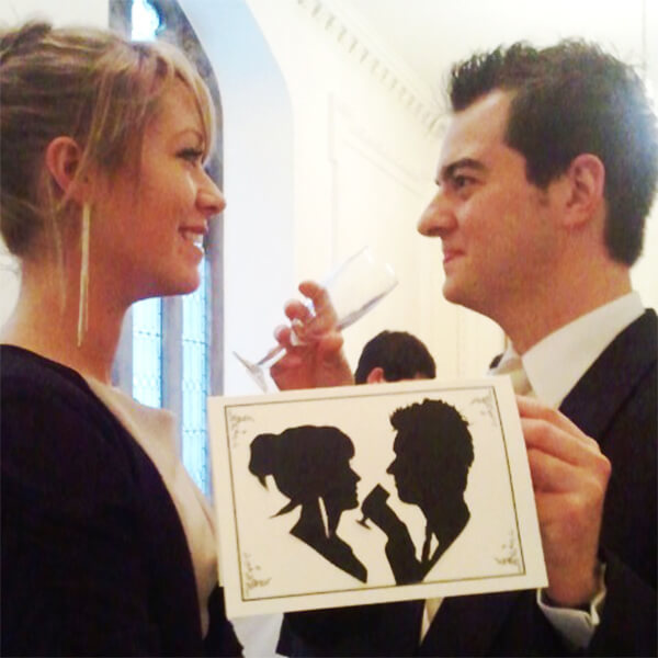 Silhouette Cutters British Themed parties