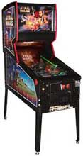 Video Arcade Game Pinball