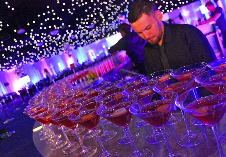 Corporate Event Mobile Bar Hire