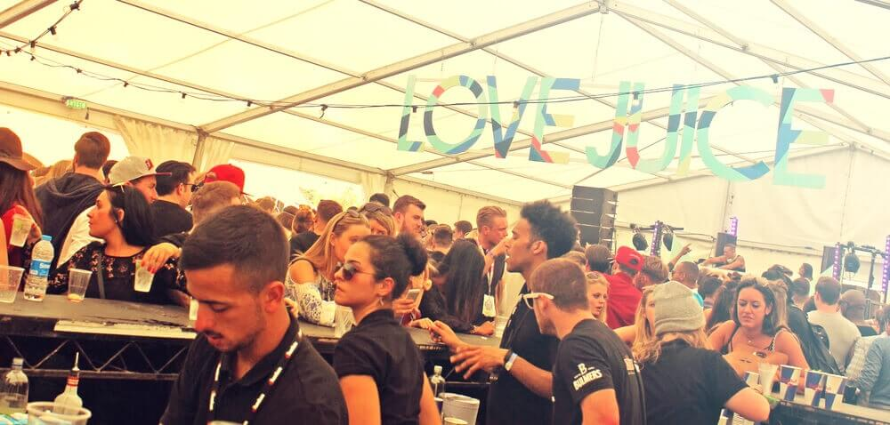 Festival Mobile Bar hire