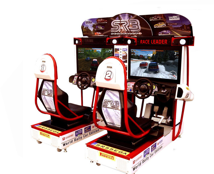 Video Arcade Game Sega Rally 3