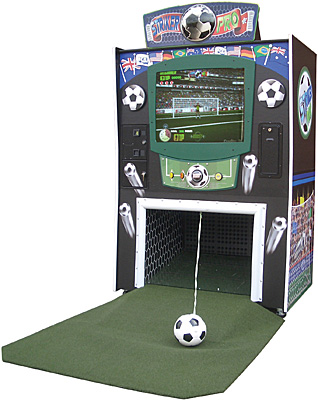 Video Arcade Game Striker Pro