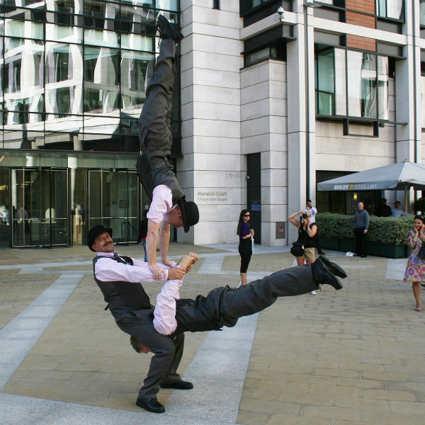 Acrochaps City Slickers London