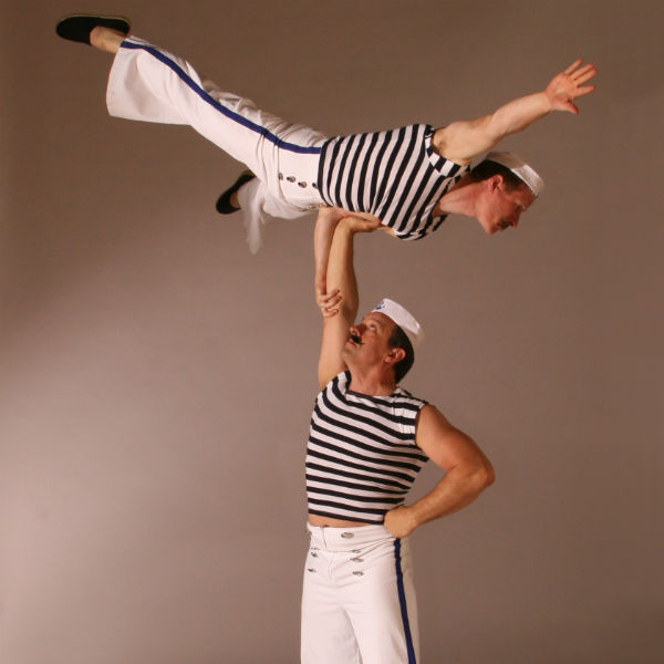 Acro Chaps Hire London