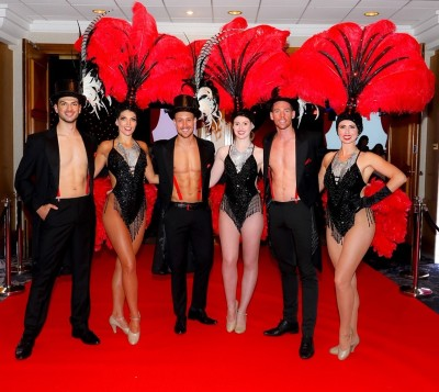 The Vegas Show Girls and Show Boys Hire