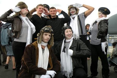 comedy airmen