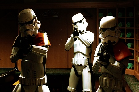 comedy stormtroopers
