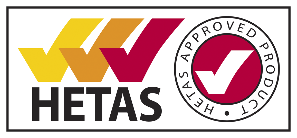 HETAS Approved product