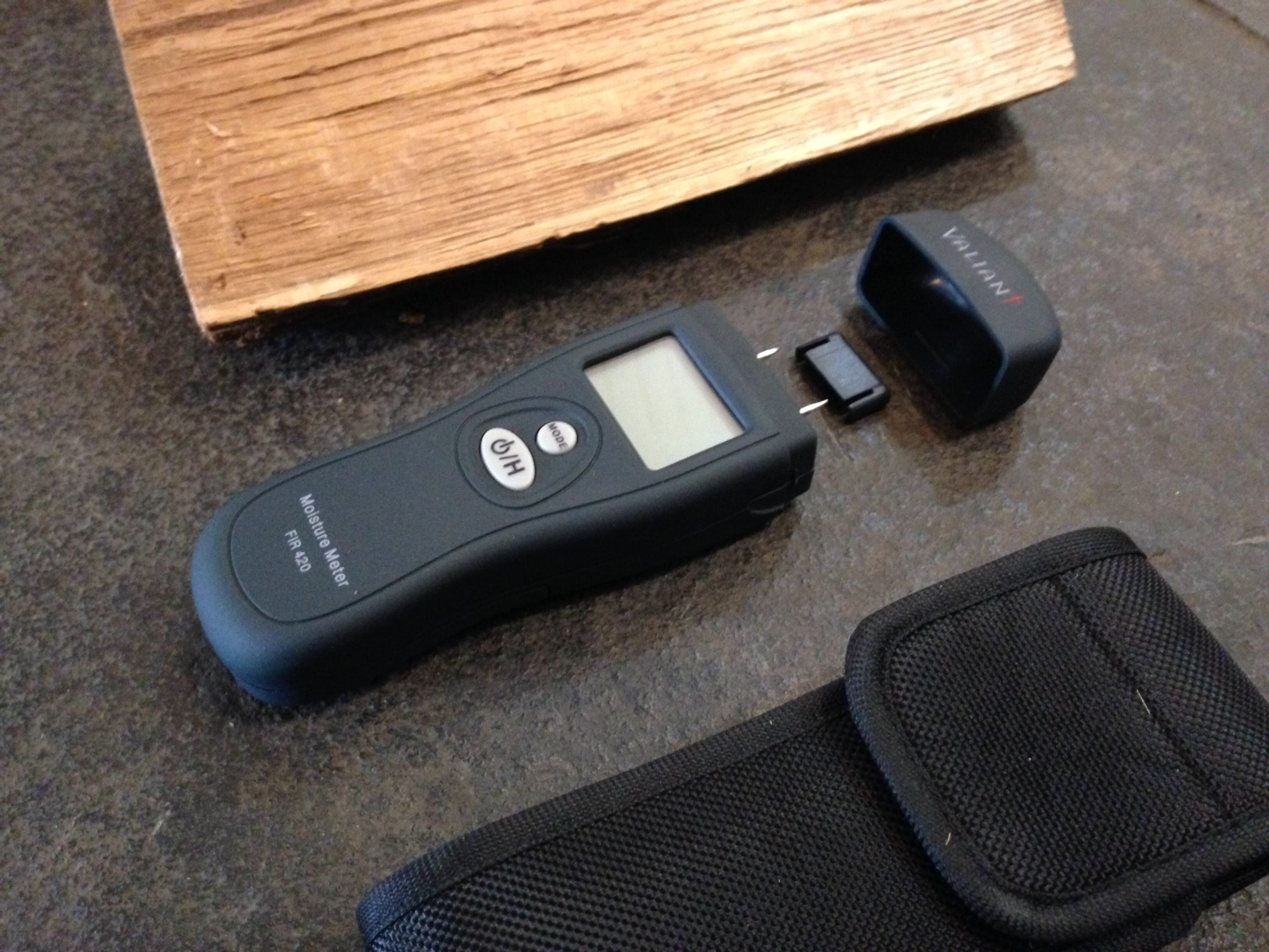 Embers Bristol mositure meters are a must for wood burners 1