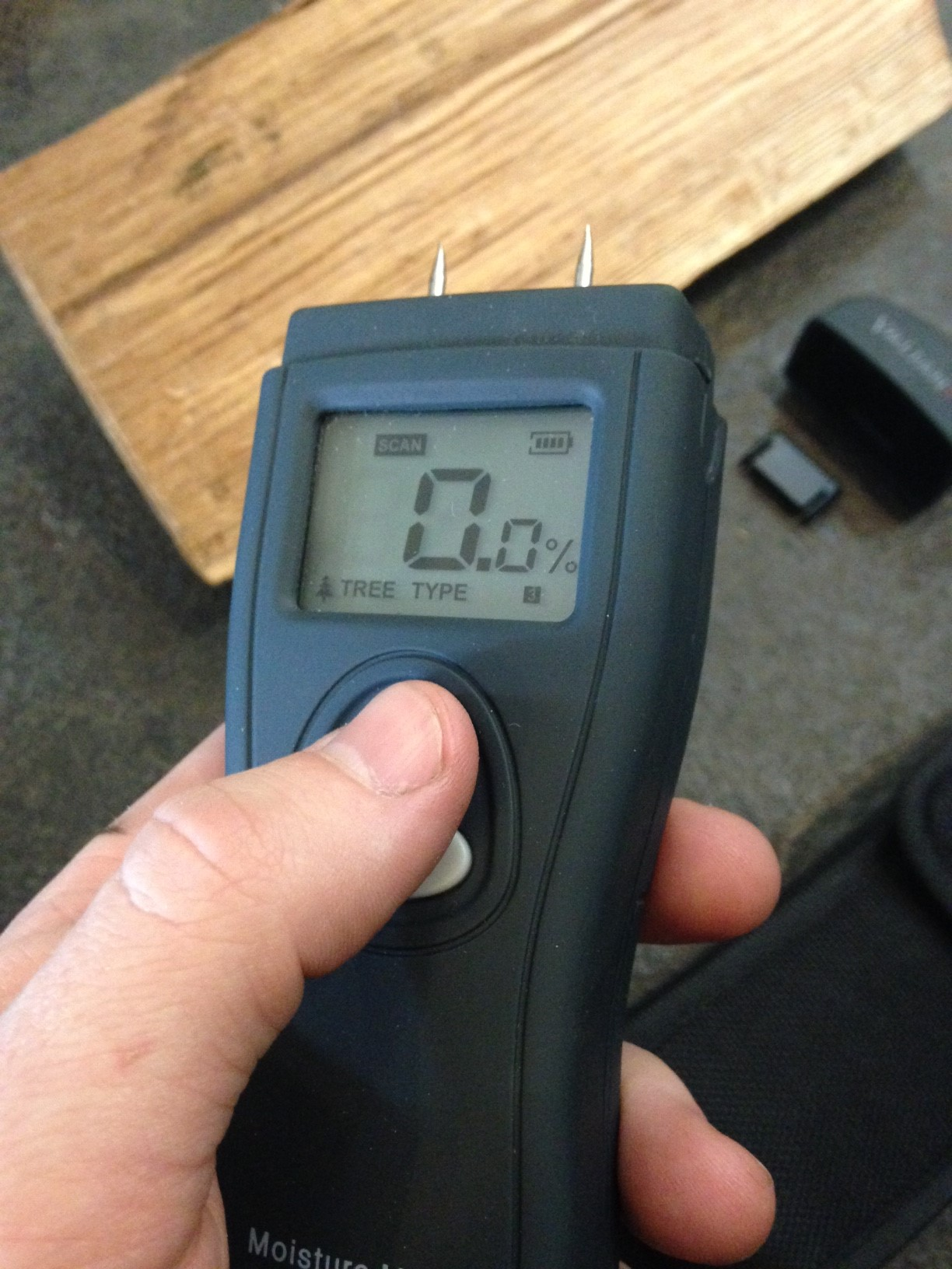 Moisture meters a must for wood burners in Bristol