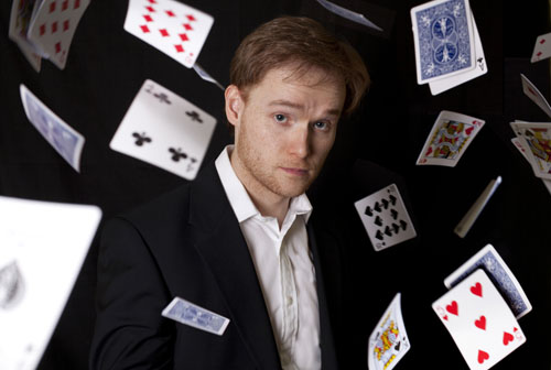 London Wizard James Pritchard Top Magician