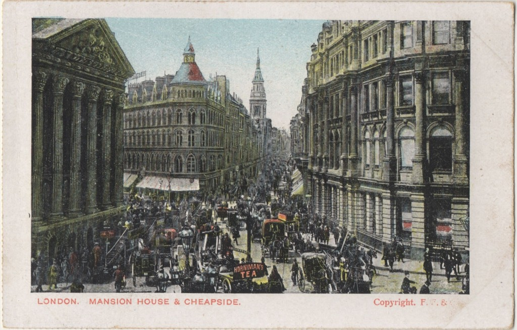 Mansion House Cheapside
