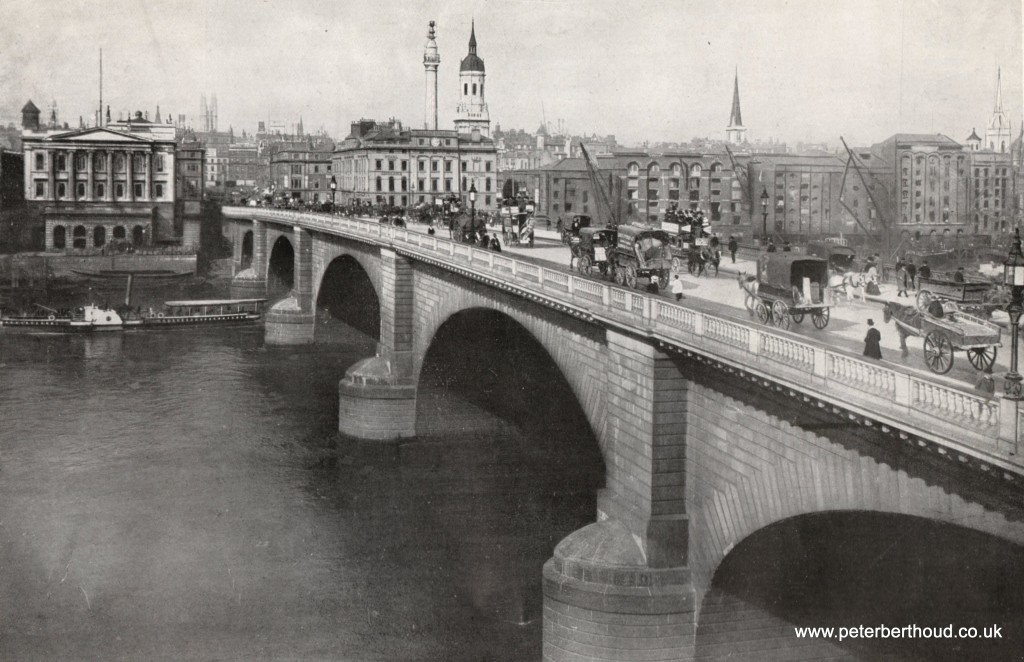 Edwardian London London Bridge