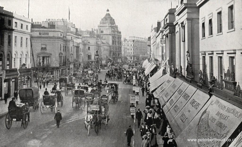 Edwardian London Regent Street