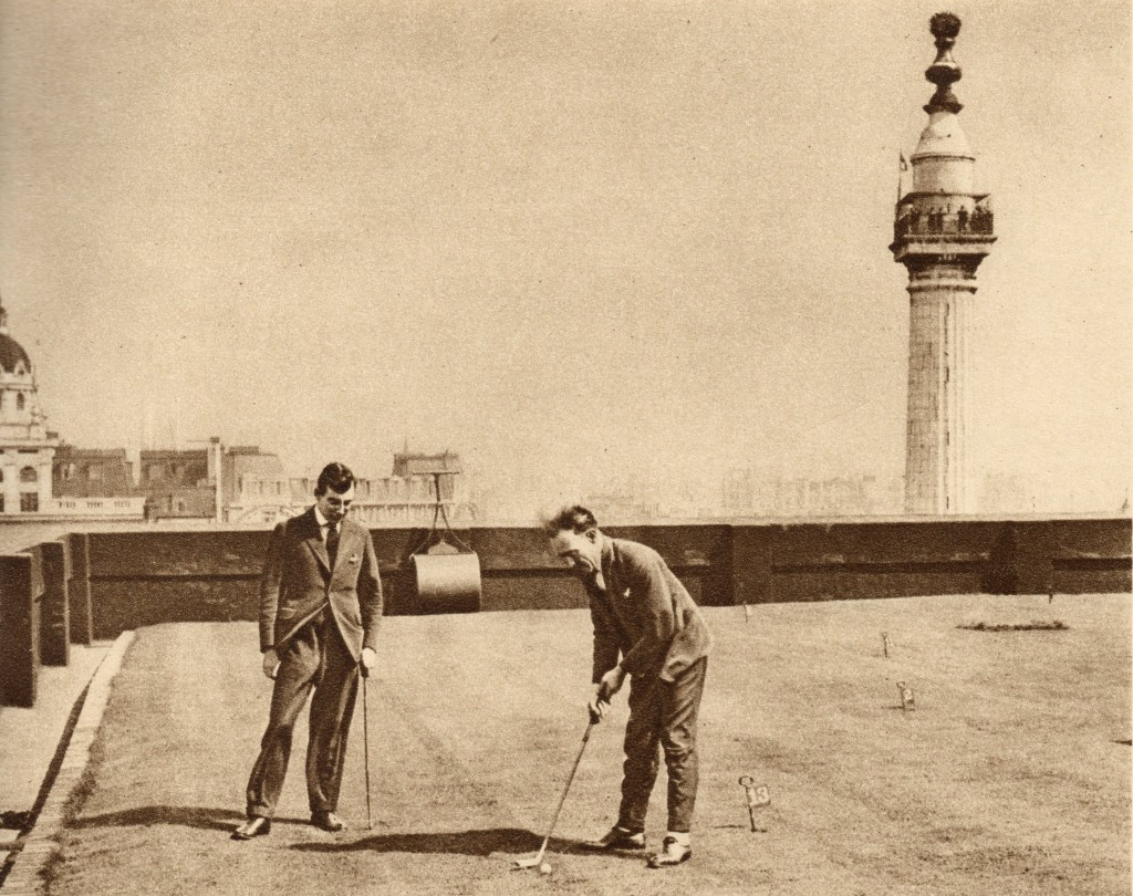 Gentlemen golfers Adelaide House 1938