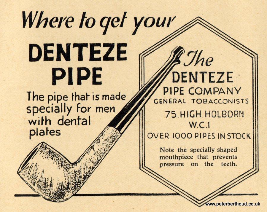 Denteze Pipe
