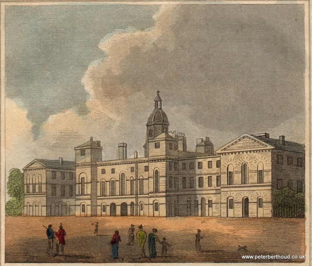 The Horse Guards 1824