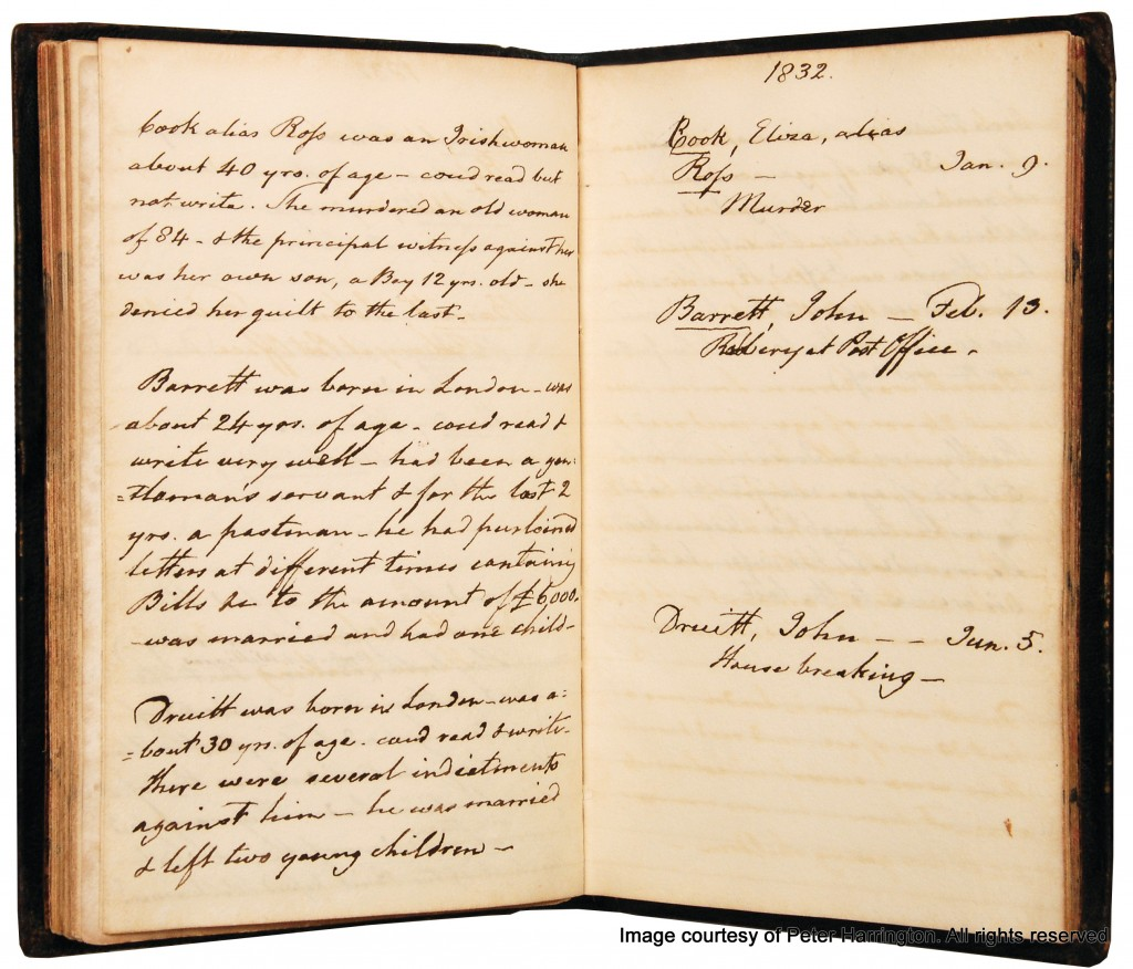 Inside_Newgate Prison Execution Journal