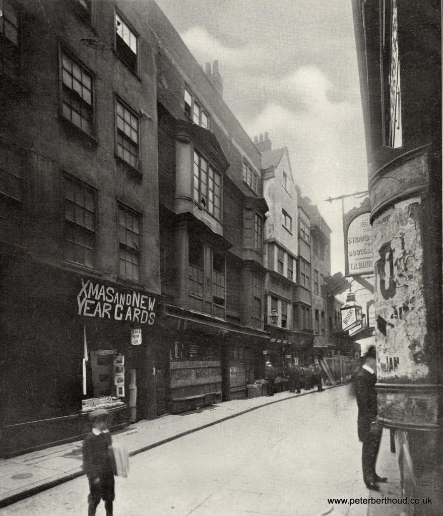 Holywell Street (western end)