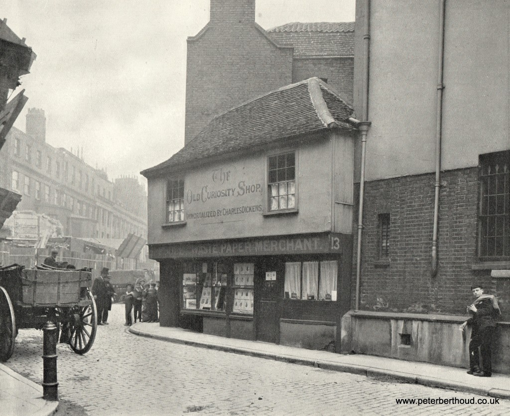 The Old Curiosity Shop, Portsmouth Street