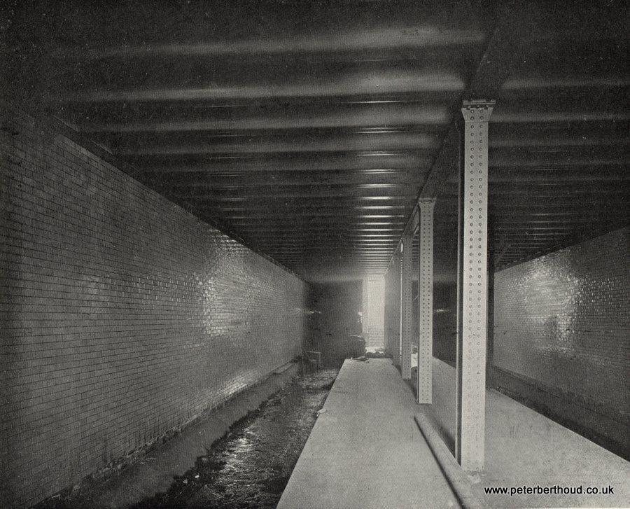 Kingsway Subway complete