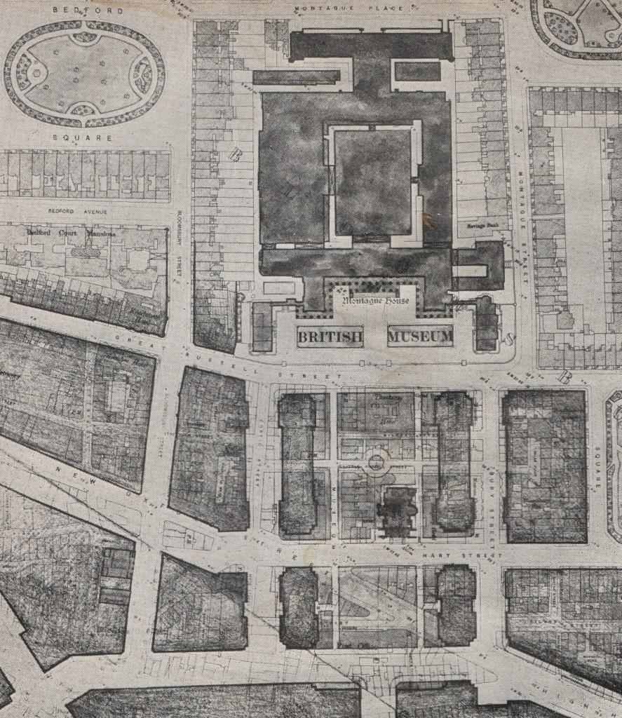 London Replanned British Museum