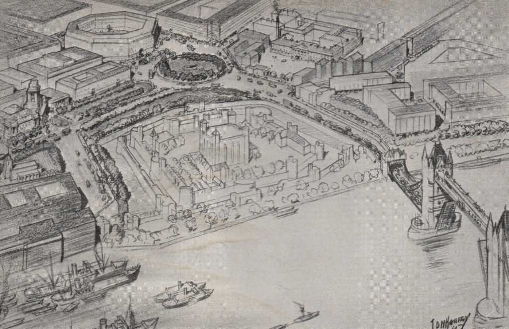 London Replanned Tower Hill