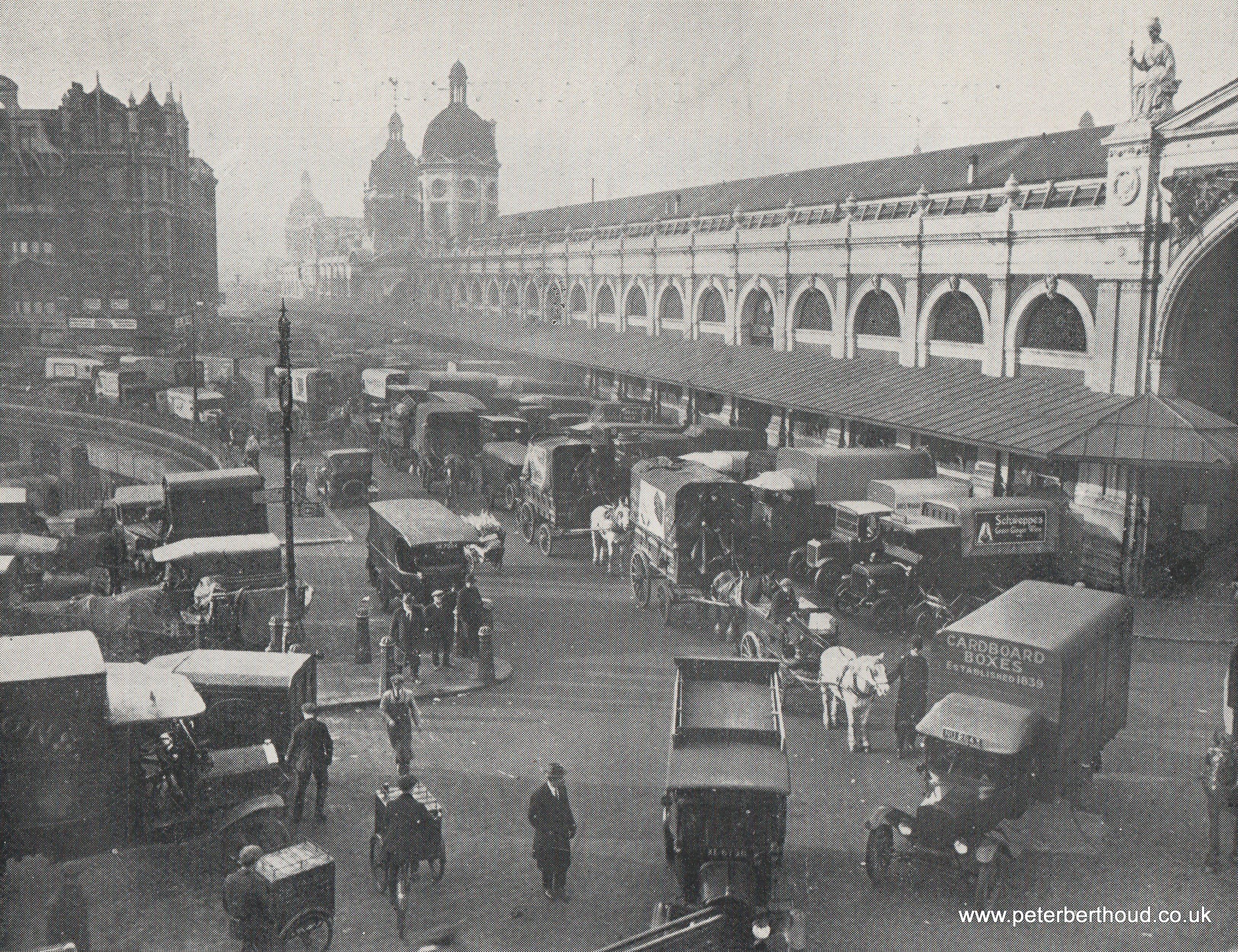 London Central Markets, Smithfield (1930)