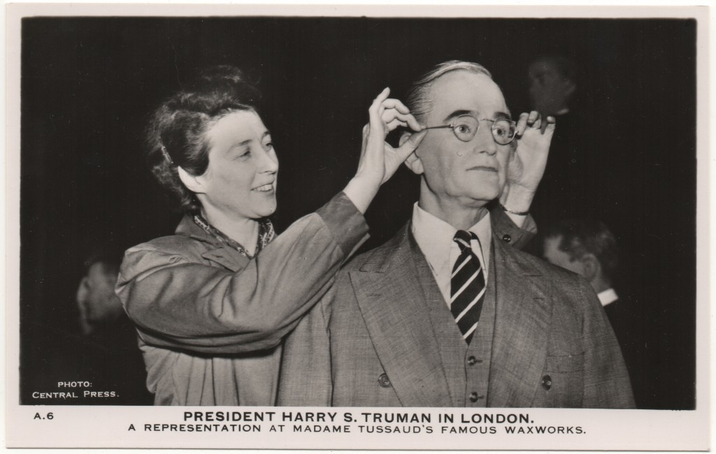 President Harry S. Truman in London