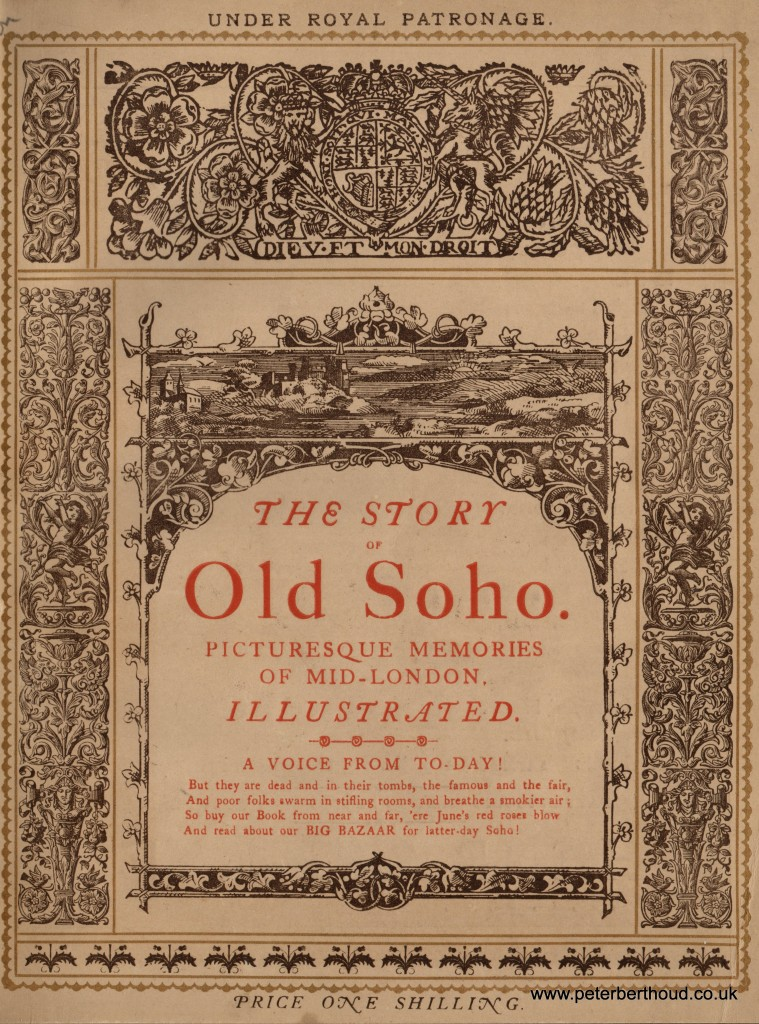 The Story of Old Soho