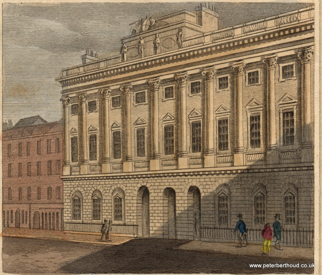 Somerset House 1824