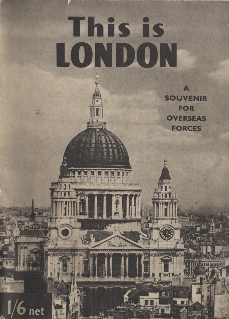 This is London, A Souvenir for Overseas Forces